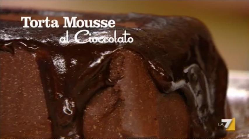 Torta Mousse Al Cioccolato Sedanoallegro