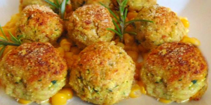 Polpette di zucchine - ricettario-bimby.it
