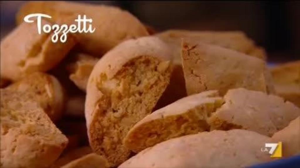 Biscotti Di Natale Umbria.Tozzetti