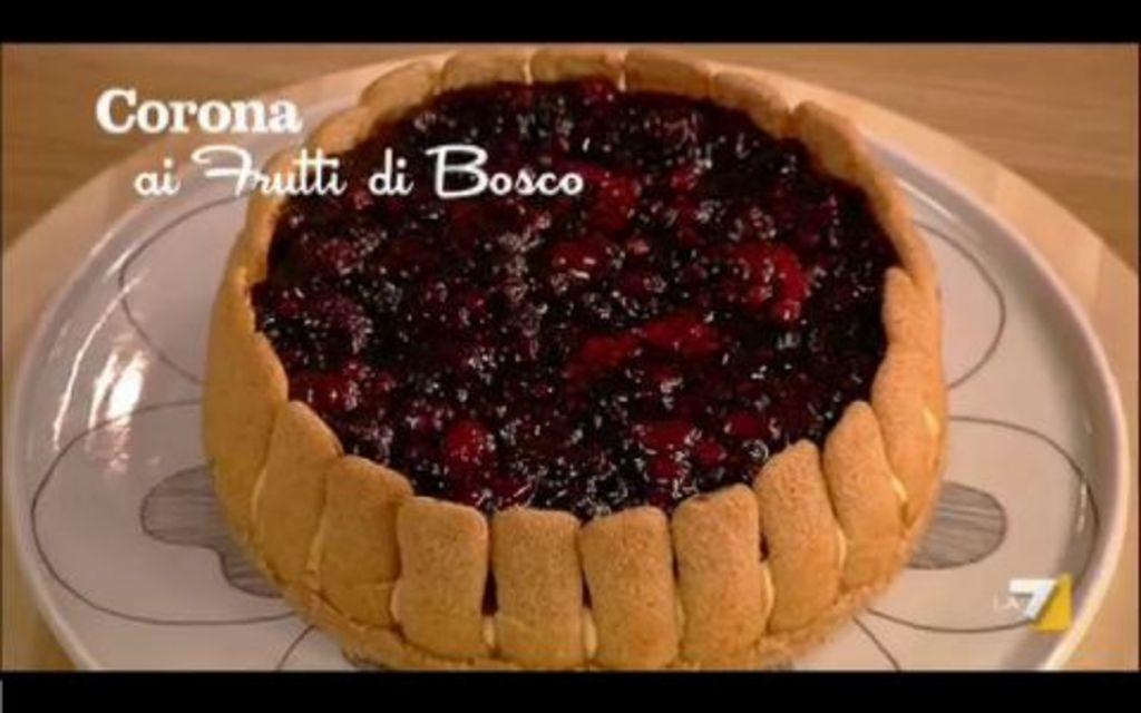 Corona Ai Frutti Di Bosco Sedanoallegro