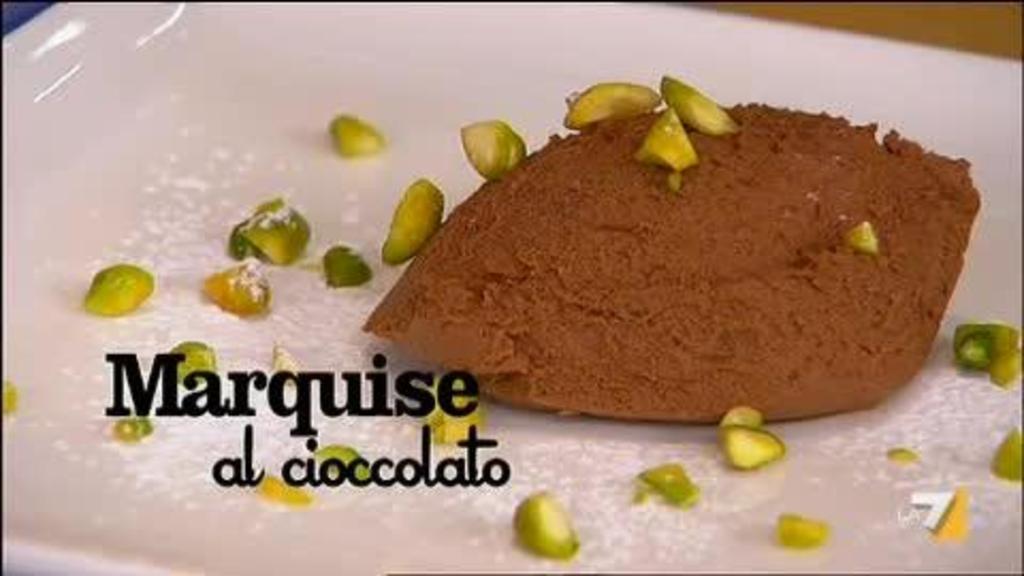 Tronchetto Di Natale Parodi.Marquise Al Cioccolato Sedanoallegro